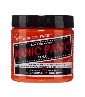 High Voltage Classic Psychedelic Sunset