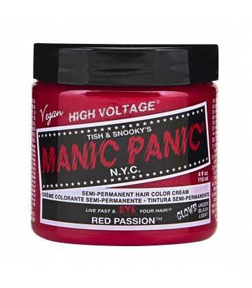 High Voltage Classic Red Passion