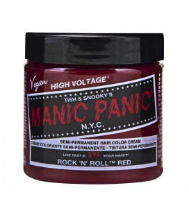 High Voltage Classic Rock 'N' Roll Red