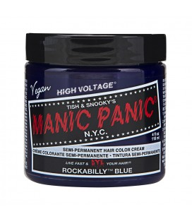 High Voltage Classic Rockabilly Blue