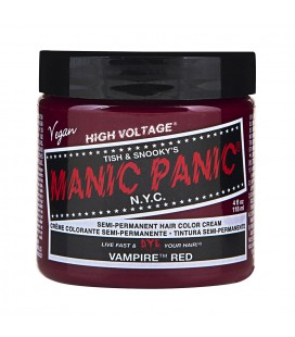 High Voltage Classic Vampire Red