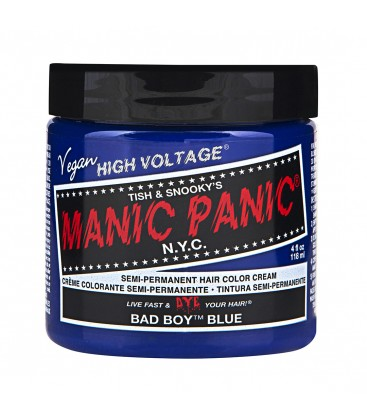 High Voltage Classic Bad Boy Blue