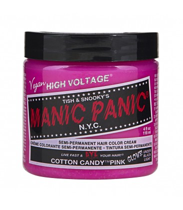 High Voltage Classic Cotton Candy Pink