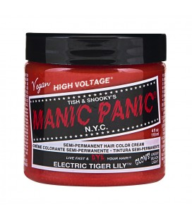 High Voltage Classic Electric Tiger Lily