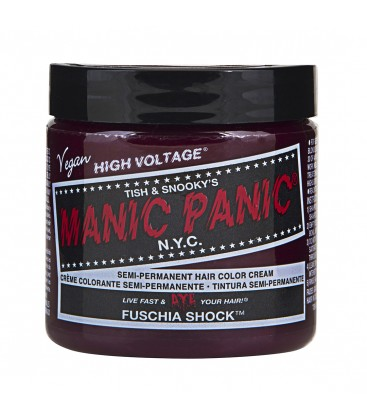 High Voltage Classic Fuschia Shock