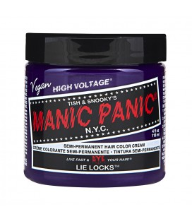High Voltage Classic Lie Locks