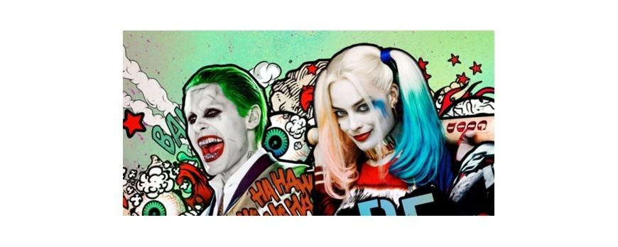 Découvrez les looks du Joker et d'Harley Quinn du film « Suicide Squad »